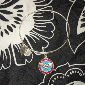 Alex and Ani Wonder Woman Bracelet